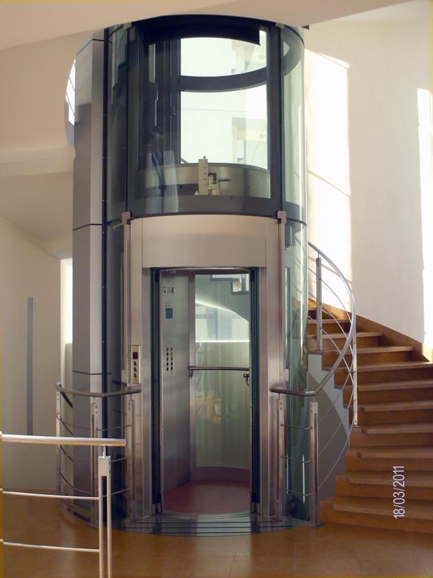 Ascensori panoramici firenze scandicci patrizio manetti - Mini ascensori da interno ...